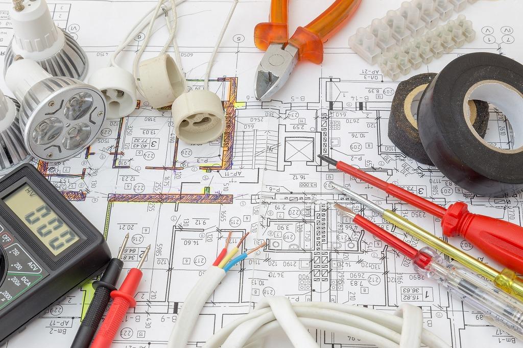 知りたい!電気工事の専門用語